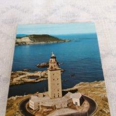 Cartes Postales: LA CORUÑA /TORRE DE HÉRCULES. Lote 203157643