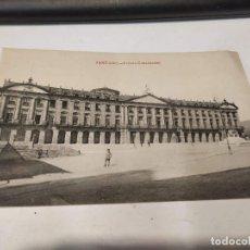 Postales: CORUÑA - POSTAL SANTIAGO DE COMPOSTELA - PALACIO CONSISTORIAL. Lote 205142745