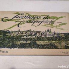 Postales: CORUÑA - BLOC DE 10 POSTALES SANTIAGO DE COMPOSTELA. Lote 205143453