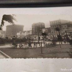 Postales: CORUÑA - POSTAL LA CORUÑA - JARDINES DE MÉNDEZ NUÑEZ. Lote 205146320