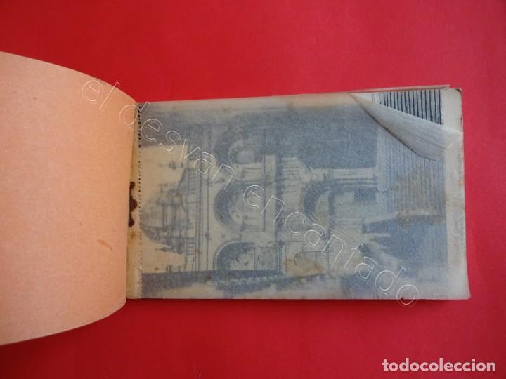 Postales: RECUERDO DE SANTIAGO. Bloc 15 postales (falta una) - Foto 2 - 205195041