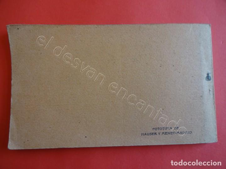 Postales: RECUERDO DE SANTIAGO. Bloc 15 postales (falta una) - Foto 5 - 205195041