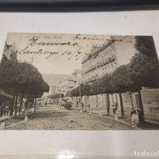 Postales: PONTEVEDRA - POSTAL VIGO - CALLE DE POLICARPO SANZ. Lote 205295346