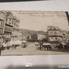 Postales: PONTEVEDRA - POSTAL VIGO - PUERTA DEL SOL. Lote 205295447