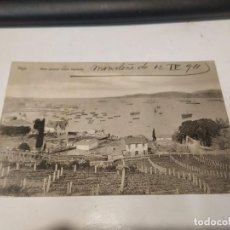 Postales: PONTEVEDRA - POSTAL VIGO - VISTA GENERAL DESDE NACIENTE. Lote 205295857