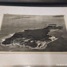 Postales: PONTEVEDRA - POSTAL LA TOJA - VISTA GENERAL DE LA ISLA. Lote 205296673