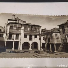 Postales: PONTEVEDRA - POSTAL PONTEVEDRA - PLAZA DE LA LEÑA. Lote 205296958