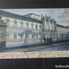 Postales: LUGO PALACIO DE LA DIPUTACIÓN. Lote 205680266