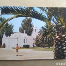 Postales: POSTAL LA TOJA, CAPILLA. Lote 206225166