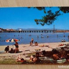 Postales: TARJETA POSTAL - ISLA DE LA TOJA - PLAYA Y PUENTE 2016 - ARRIBAS. Lote 206240767