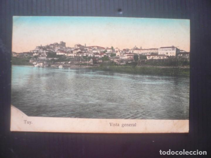 TUY-VISTA GENERAL. (Postales - España - Galicia Moderna (desde 1940))