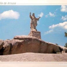 Postales: A ILLA DE AROUSA. 1422 MIRADOR CON DO FORNO. EDICIONES PARÍS. NUEVA. COLOR. Lote 206317025
