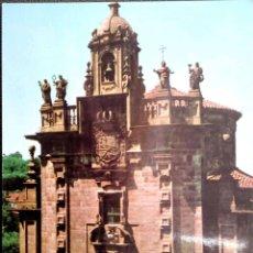 Postales: SANTIAGO DE COMPOSTELA. 3272 IGLESIA DE LOS CUATRO REYES. POSTALES FAMA. NUEVA. COLOR. Lote 206317080
