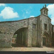 Postales: POSTAL SIN CIRCULAR - SANTIAGO DE COMPOSTELA 99 - COLEGIATA DEL SAR - EDITA ARRIBAS. Lote 206411800