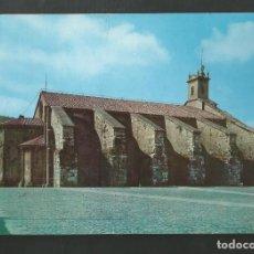 Postales: POSTAL SIN CIRCULAR - SANTIAGO DE COMPOSTELA 4048 - COLEGIATA DE STA MARIA DEL SAR - ED FAMA. Lote 206411855