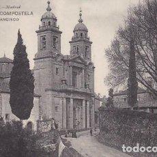 Postales: LA CORUÑA SANTIAGO DE COMPOSTELA. ED. HAUSER Y MENET Nº 580. SIN CIRCULAR. Lote 206573245