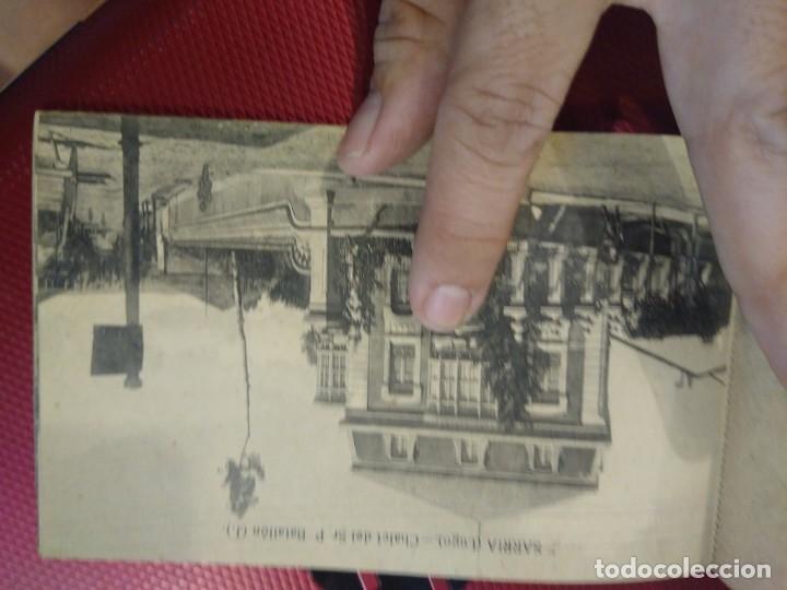 Postales: Vistas de Sarria Lugo. 14 tarjetas postales. Edición El Siglo. - Foto 8 - 206882436