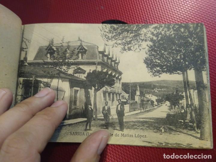 Postales: Vistas de Sarria Lugo. 14 tarjetas postales. Edición El Siglo. - Foto 11 - 206882436
