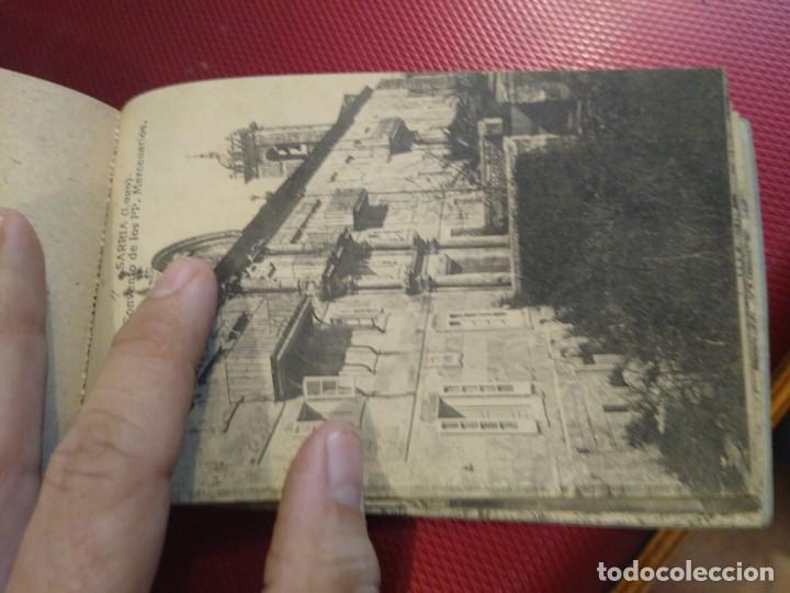 Postales: Vistas de Sarria Lugo. 14 tarjetas postales. Edición El Siglo. - Foto 12 - 206882436