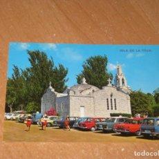 Postales: POSTAL DE LA TOJA. Lote 206999532