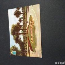 Postales: POSTAL DE LA CORUÑA - CALENDARIO FLORAL - BONITAS VISTAS- LA DE LA FOTO VER TODAS MIS POSTA. Lote 207284991