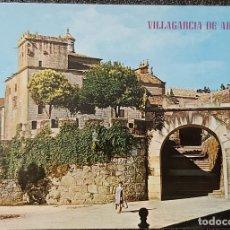 Postales: ANTIGUA POSTAL DE VILLAGARCÍA DE AROSA (PONTEVEDRA). PALACIO DE VISTA ALEGRE.. Lote 207446366