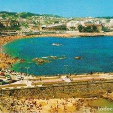Cartes Postales: LA CORUÑA, PLAYA DE RIAZOR - ESCUDO DE ORO Nº59 - S/C. Lote 207611821