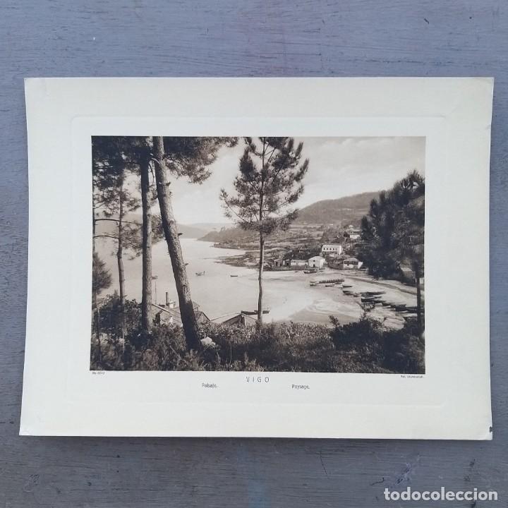GRAN FOTOGRAFIA/FOTOTIPIA IMPRESA VIGO, FOTO OTTO WUNDERLICH (Postales - España - Galicia Antigua (hasta 1939))