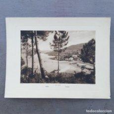 Postales: GRAN FOTOGRAFIA/FOTOTIPIA IMPRESA VIGO, FOTO OTTO WUNDERLICH. Lote 208175981
