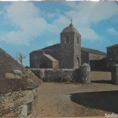 Postales: POSTAL N°1 SANTUARIO MONUMENTOS JACOBEO EL CEBRERO LUGO. Lote 210000068