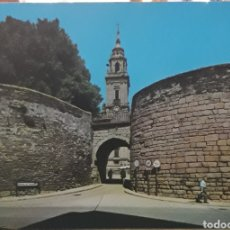 Postales: POSTAL N°3662 MURALLAS ROMANAS LUGO. Lote 210002696