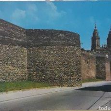 Postales: POSTAL N°3261 MURALLAS ROMANAS LUGO. Lote 210002978
