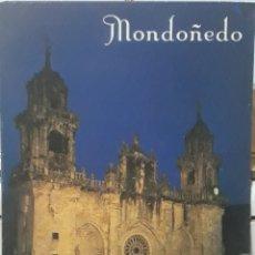 Postales: POSTAL MONDOÑEDO CATEDRAL LUGO 1978. Lote 210005571