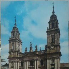 Postales: POSTAL N°2012 CATEDRAL LUGO. Lote 210005730