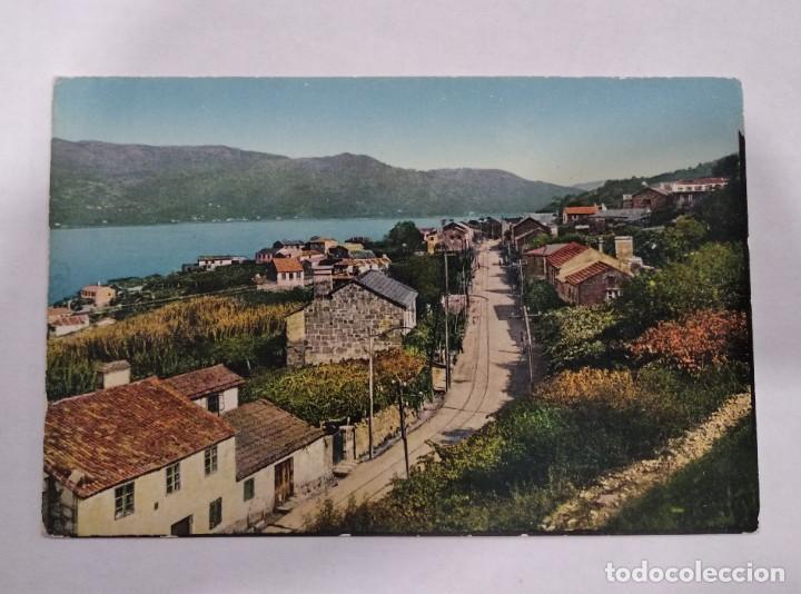 POSTAL ANTIGUA VIGO-CARRETERA DE REDONDELA ED.HAUSER Y MENET (Postales - España - Galicia Moderna (desde 1940))