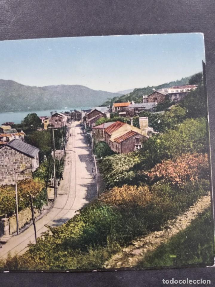 Postales: Postal antigua Vigo-Carretera de Redondela Ed.Hauser y Menet - Foto 2 - 210207047