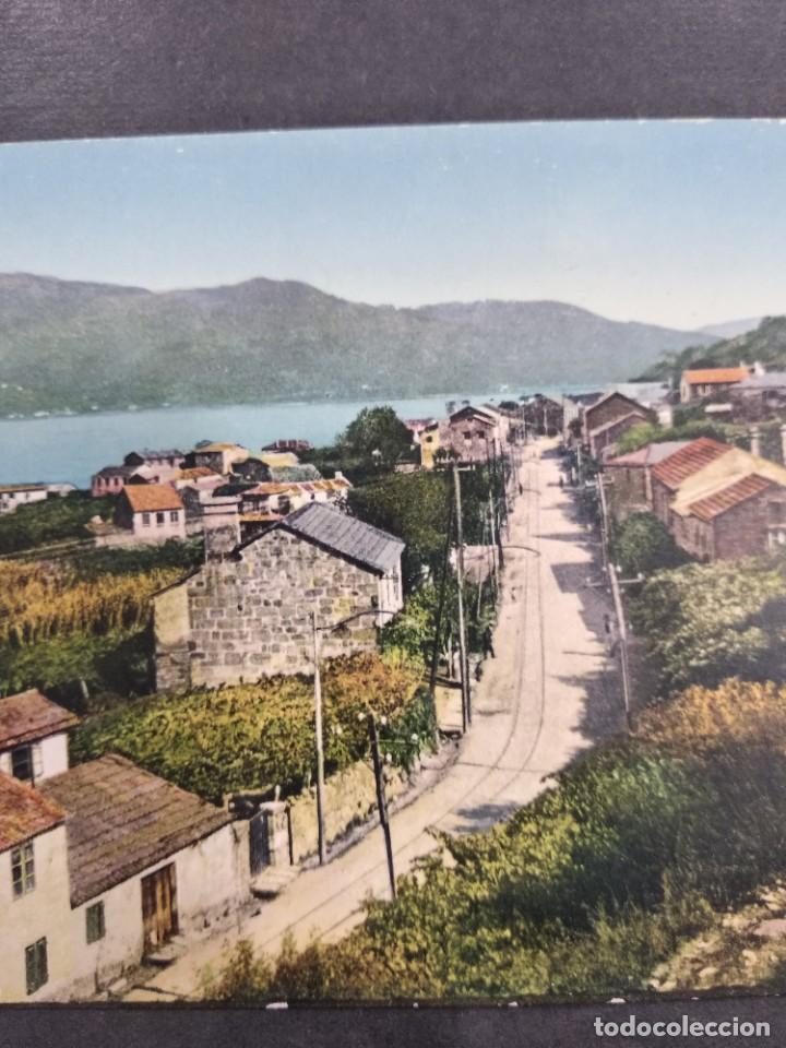 Postales: Postal antigua Vigo-Carretera de Redondela Ed.Hauser y Menet - Foto 3 - 210207047