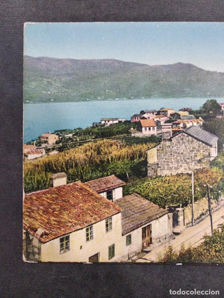 Postales: Postal antigua Vigo-Carretera de Redondela Ed.Hauser y Menet - Foto 4 - 210207047