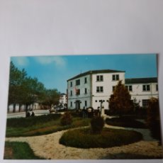 Postales: FONSAGRADA LUGO POSTAL VINTAGE JARDINES ALAMEDA EXCLUSIVAS LAGARON VISTA BELLA MADRID. Lote 210357938