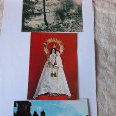 Postales: POSTAKES MONDOÑEDO LUGO VIRGEN REMEDIOS. Lote 210359161