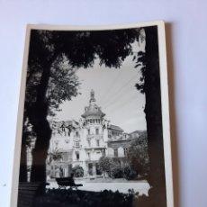 Postales: RIBADEO LUGO POSTAL FOTO PÉREZ TORRE DE LOS MORENOS. Lote 210387220