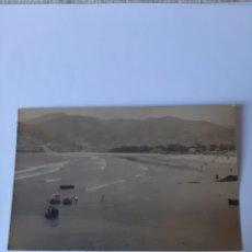 Postales: 1956 COBAS LUGO PLAYA EXCLUSIVAS A.SANTIAGO VIVERO. Lote 210394437