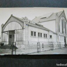 Postales: RIBADEO-PLAZA DE ABASTOS-MERCADO-ARCHIVO ROISIN-FOTOGRAFICA-POSTAL ANTIGUA-(72.448). Lote 210606382