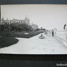 Postales: BALNEARIO DE LA TOJA-PASEO-ARCHIVO ROISIN-FOTOGRAFICA-POSTAL ANTIGUA-(72.469). Lote 210610266