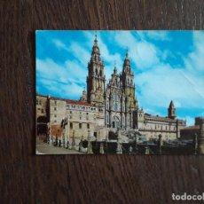 Postales: POSTAL DE ESPAÑA, SANTIAGO DE COMPOSTELA, CATEDRAL.. Lote 210793820