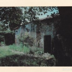 Postales: POSTAL CASA DE ROSALIA. ENTRADA PRINCIPAL. PADRON - PATRONATO ROSALIA DE CASTRO (1968). Lote 211515449