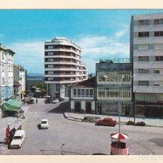 Postales: POSTAL PLAZA DEL GENERALISIMO. LA ESTRADA. PONTEVEDRA (1975). Lote 211518421