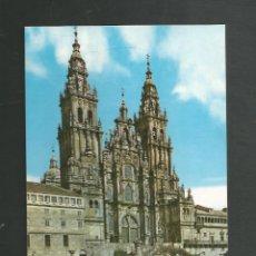 Postales: POSTAL SIN CIRCULAR - SANTIAGO DE COMPOSTELA 2035 - CATEDRAL - EDITA ARRIBAS. Lote 211522414