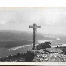 Postales: LA GUARDIA MONTE STA TECLA PANORAMA DE COSTA DE PORTUGUESA.GALICIA ARTISTICA,EDICIONES FOTOGRAFICAS. Lote 211581852