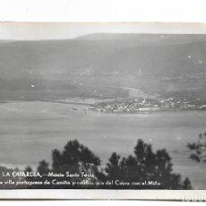 Postales: LA GUARDIA MONTE STA TECLA LA VILLA PORTUGUESA DE CAMIÑA .GALICIA ARTISTICA,EDICIONES FOTOGRAFICAS. Lote 211582964